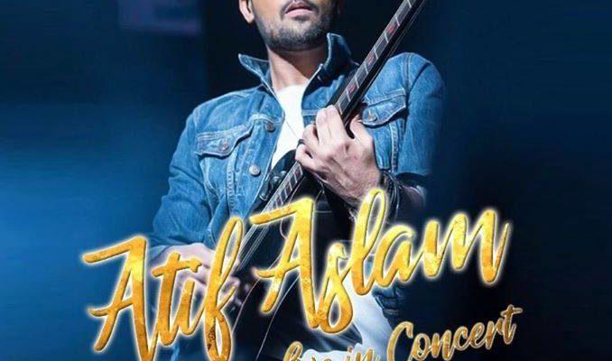 Atif Aslam Live in Karachi