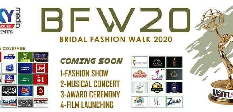 BFW20 Bridal Fashion Walk