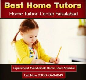 Best Home Tutors Hom...
