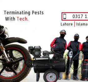 Fix Pest Problems an...