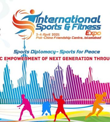 International Sports and Fitness Expo Pakistan 2021