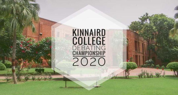 Kinnaird College Debating Championship 2020
