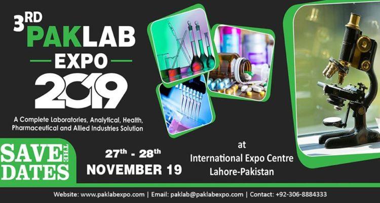 Pak Lab Expo 2019