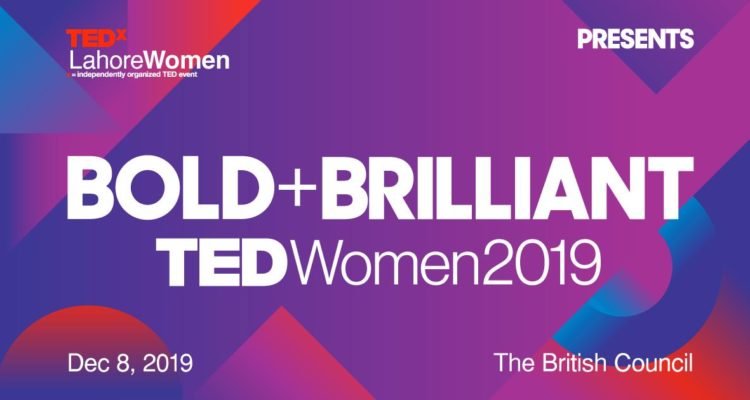 TEDxLahoreWomen 2019