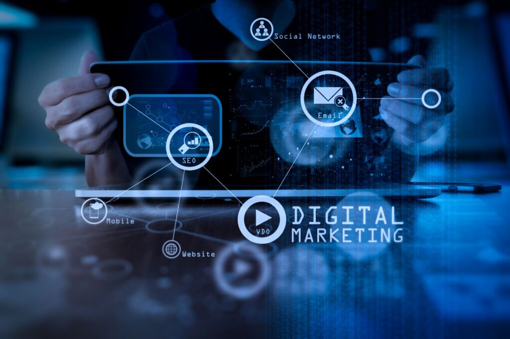 Start Digital Marketing