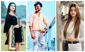 10 Most Famous Pakistani TikTokers Celebritie