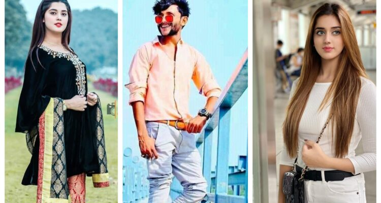 Top 10 Most Famous Pakistani TikTokers Celebrities List 2021