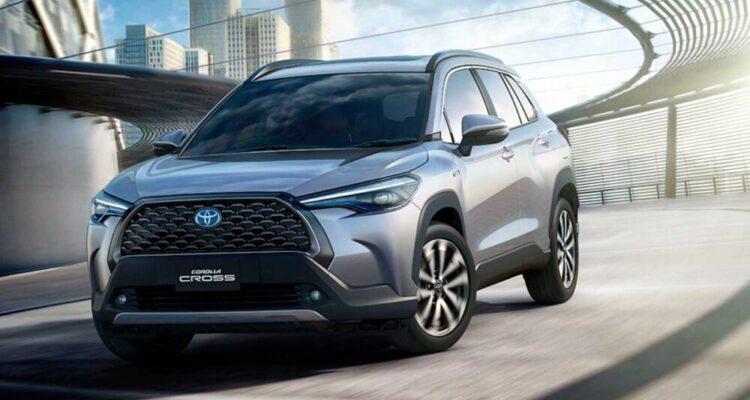 Toyota Corolla Cross Price In Pakistan With Specs And Pictures