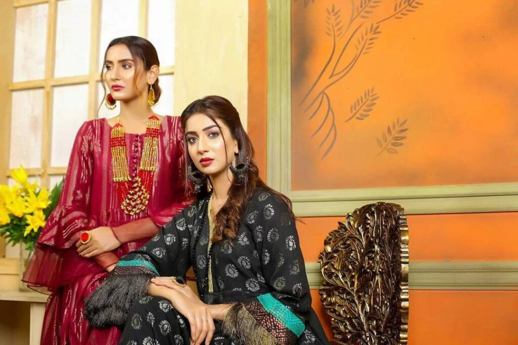 Jacquard Collection For Eid 2021