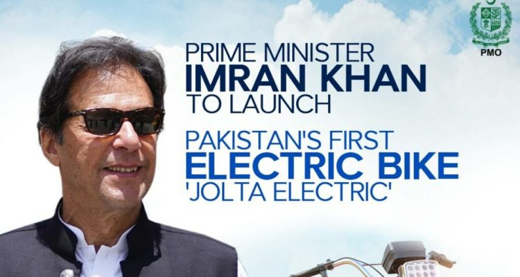 Jolta Introduces Locally Assembled Electric Bikes in Pakistan