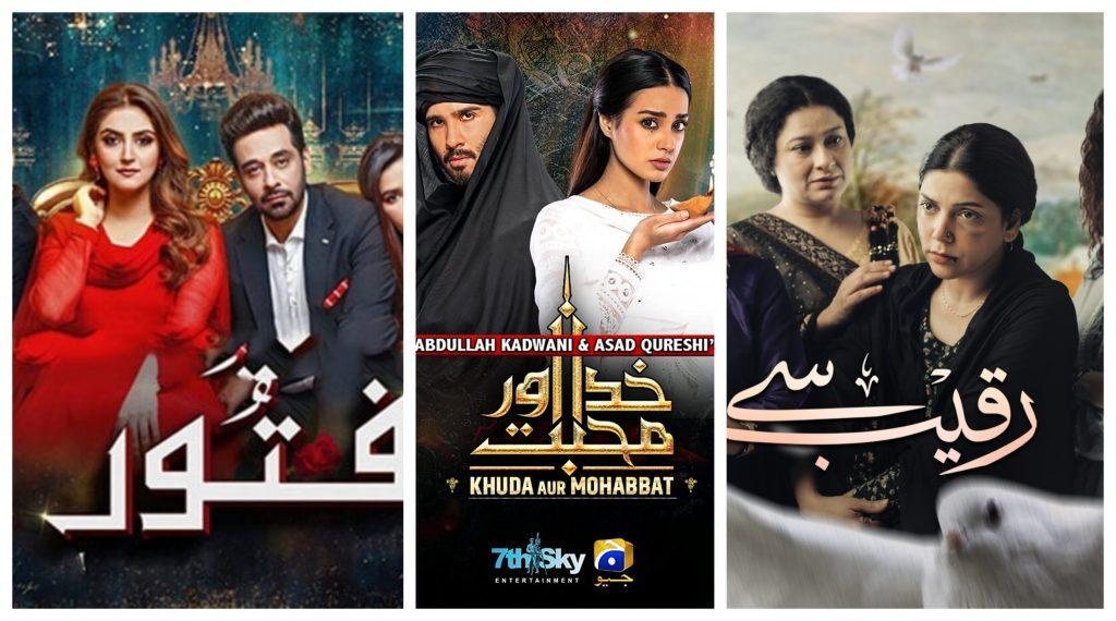 Top 5 Best Pakistani Drama Serials of 2021JPG